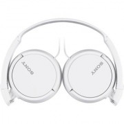 SONY MDR ZX110 WHITE WITH 1 YEAR SONY INDIA WARRANTY