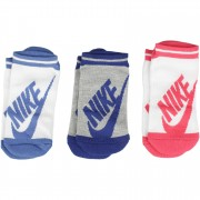 Sosete femei Nike Sportswear Striped No Show SX6064-976
