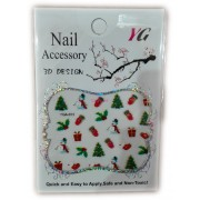 Nail accesorry winter - 2