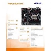 Asus PRIME B250M-PLUS s1151 B250 USB3/M.2