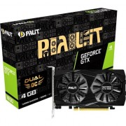 Placa video Palit nVidia GeForce GTX 1650 DUAL OC 4GB GDDR5 128bit