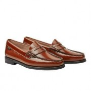 """G. H. Bass Pennyloafer """"Weejuns"""", 38 - Cognac"""