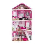 KidKraft Think Pink Corner Dollhouse