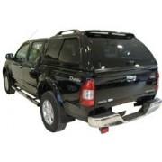 HARD TOP CARRYBOY ISUZU D-MAX DOUBLE CAB AV VITRE LATERALE 2004 - accessoi...