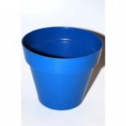 Kaspó növényirost 14,5x14,5x12cm kék