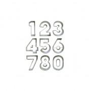 Merkloos Koekjes bakvorm cijfers