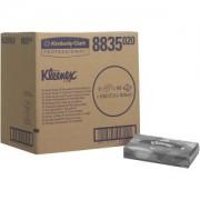 Kimberly Clark Deutschland GmbH KLEENEX® Kosmetiktücher, Standard-Box, 2-lagig, weiß, 1 Karton = 21 Boxen à 100 Tücher