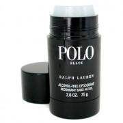 Ralph Lauren Polo Black 75 ml Deostick pentru barbati
