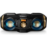 Sistem Audio Philips PX840T/12, 50 W, Bluetooth, CD/MP3 Player, Radio FM (Negru)