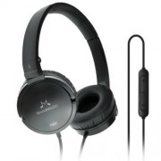 Fejhallgató, mikrofon, SOUNDMAGIC P22C, fekete (SMFHP22CB)