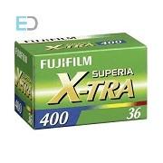 Fuji X-TRA 400-135-36 színes negatív film