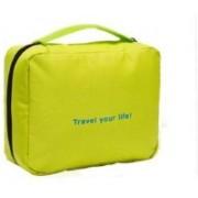 SEASPIRIT Travel Buddy Cosmetic Toiletry Shaving Jewelry Hanging Bag Organizer , Travel Toiletry Kit (Multicolor) Travel Toiletry Kit(Multicolor)