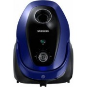 Aspirator cu sac Samsung VC07M25E0WB 2.5 l 700 W Tub telescopic Accesorii 2 in 1 Albastru
