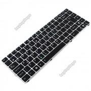 Tastatura Laptop Asus Eee PC 1215P cu rama argintie