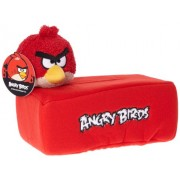 Angry Birds Bird Tissue Holder, Red