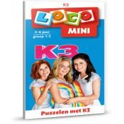 Loco Mini Loco - Puzzelen met K3 (4-6 jaar)