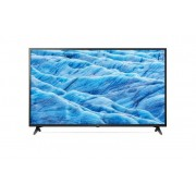 "LG 65UM7100PLA LED TV 65"" Ultra HD, WebOS ThinQ AI, Ceramic Black, Two pole stand"