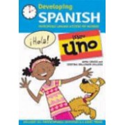 Developing Spanish - Photocopiable Language Activities for Beginners (Grassi Anna)(Paperback) (9780713679304)