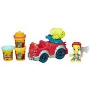Jucarie Play-Doh Town Fire Truck