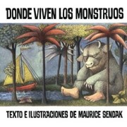 Donde Viven Los Monstruos (Where the Wild Things Are), Hardcover/Maurice Sendak