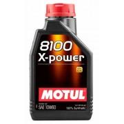 MOTUL 8100 XPower 10W60 1 liter