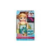 Boneca Baby Alive Escolinha Loira - B7223 - Hasbro