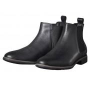 PREMIUM COLLECTION BY ESMARA® Dames laarzen (41, Antraciet met elastiek)