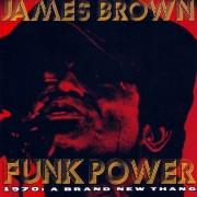 James Brown - Funk Power (0731453168428) (1 CD)