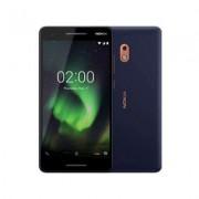 Nokia 2.1 (2018, 8GB, Black, Single Sim, Local)