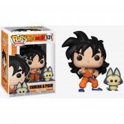 Funko Pop Yamcha and Puar de Dragon Ball Anime