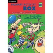 Primary Activity Box Book and Audio CD by Caroline Nixon & Michael ...