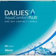 DAILIES AquaComfort PLUS - 90 lenzen