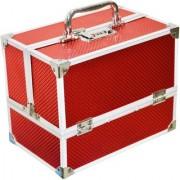 Pride Nicky to store Cosmetics Vanity Box (Red)