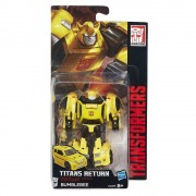 Transformers Generations, Figurina Legends Titans Return - Bumblebee