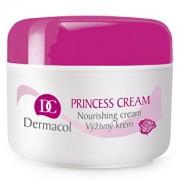 Dermacol Výživný krém proti vysušování pleti s výtažky z mořských řas (Princess Cream) 50 ml