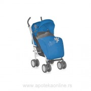 LORELLI BERTONI KOLICA S-100 BLUE & GREY KIDS
