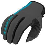Scott 350 Dirt Gloves 2016 Grey Blue L
