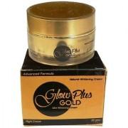 Glow Plus Gold Skin Whitening Cream - 30g (Pack Of 3)