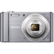 Sony DSC-W810 Point & Shoot Camera(Silver)