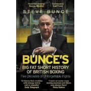 Bunce's Big Fat Short History of British Boxing, Paperback