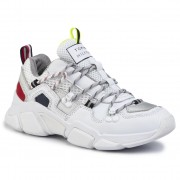 Sneakers TOMMY HILFIGER - City Voyager Chunky Sneaker FW0FW04610 White YBS