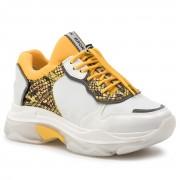 Sneakers BRONX - 66167D-HA BX 1525 White/Yellow 162