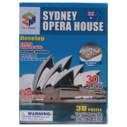 Magic Puzzle - Sydney Opera House 3D Puzzle