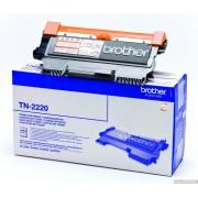 BROTHER Toner Cartridge Black for HL2240/ DCP7060/ MFC7360/7460 (TN2220)