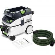 Festool CLEANTEC CTL 26 E AC HD 230V mobiele nat-/droogzuiger 26L