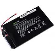 Baterie Laptop Green Cell EL04XL pentru HP Envy 4, 4-1000, 4-1100, 1120EW, 4-1120SW, Li-Ion 4 celule