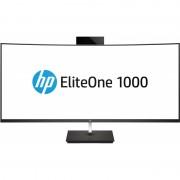 """EliteOne 1000 G2 86,4 cm (34"""") 3440 x 1440 pixels Intel® Core™ i5 de 8e génération i5-8500 8 Go DDR4-SDRAM 256 Go SSD Noir PC Al"""