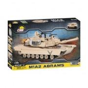 Set de constructie Cobi, Armed Forces, Tanc M1A2 ABRAMS - 815 piese