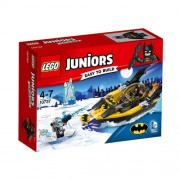 Set de constructie LEGO Juniors Batman Contra Mr. Freeze