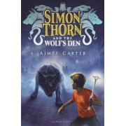 Simon Thorn and the Wolf's Den, Hardcover